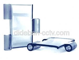 کرکره برقی پلی کربنات شفاف