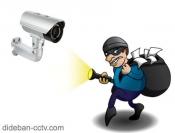 کاهش دزدی با نصب دوربین مدار بسته