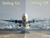 معنی defog در دوربین مدار بسته